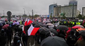 Protest w Warszawie: Rolniczy krzyk sprzeciwu przed głosowaniem w Senacie