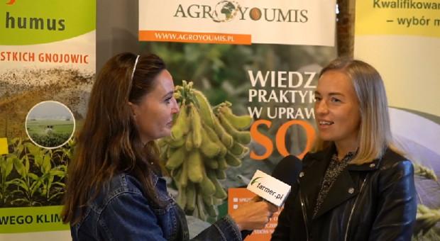 Wiedza i praktyka w uprawie soi z Agroyoumis
