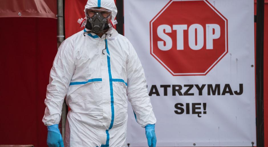 Prof. Horban: Pojutrze możemy zamknąć Polskę