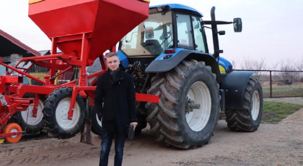 Narodowe Wyzwania w Rolnictwie OnLine: Młody rolnik, małe gospodarstwo i 7 lat uprawy bez pługa