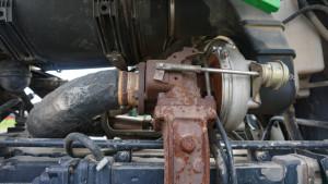 Turbo ma stałą geometrię, więc potencjalna naprawa nie jest droga – ok. 800 zł