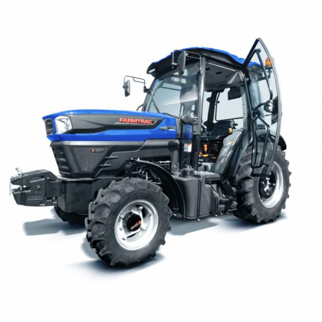 Ciągnik sadowniczy Farmtrac 6075 EN, fot. mat. prasowe