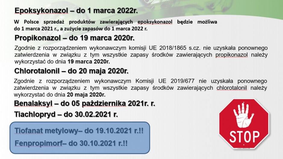 Slajd z prezentacji prof. Korbasa
