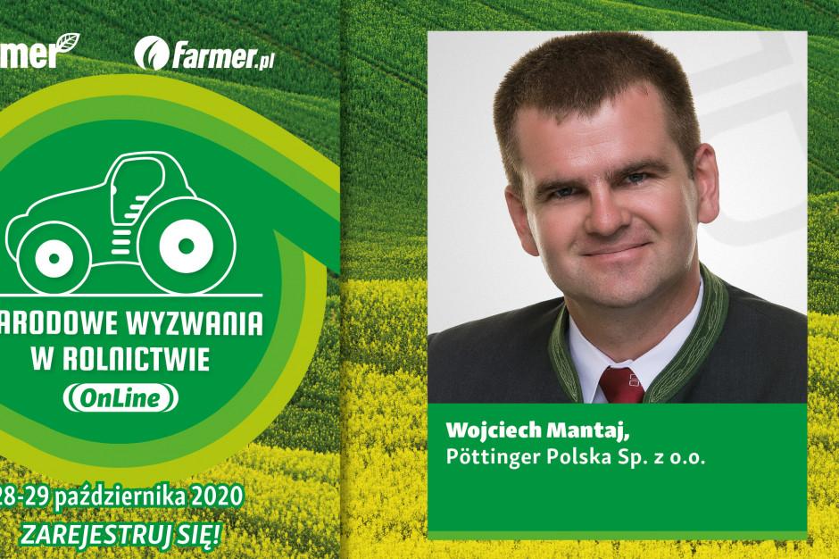 Pöttinger partnerem Narodowych Wyzwań w Rolnictwie OnLine