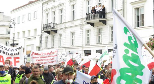 Solidarność RI: Odcinamy się od prób wykorzystania protestów rolniczych do celów ideologicznych
