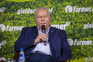 Leszek Hądzlik, prezydent Polskiej Federacji Hodowców Bydła i Producentów Mleka Fot.PTWP