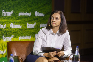 Iwona Dyba, redaktor naczelna portalu Farmer.pl