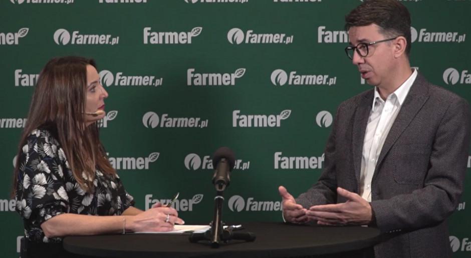 Marciniak: Zielony Ład doprowadzi do wzrostu cen żywności