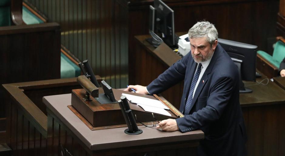Sasin: Inicjatywa Ardanowskiego niezwykle szkodliwa