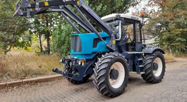 Ukraińcy pokazali nowy ciągnik HTZ-160U