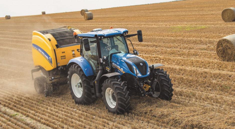 New Holland wprowadza nowy model ciągnika