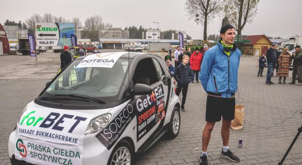 Rekord Polski ustanowiony na Praskiej Giełdzie Spożywczej