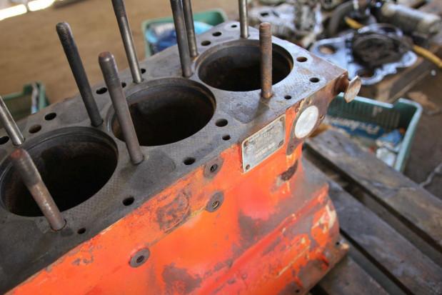 Blok silnika MTZ-82