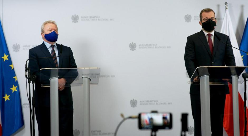 KE przekazała Polsce rekomendacje dotyczące WPR