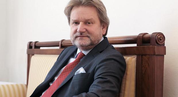 Jarosław Pinkas, szef GIS, podał się do dymisji