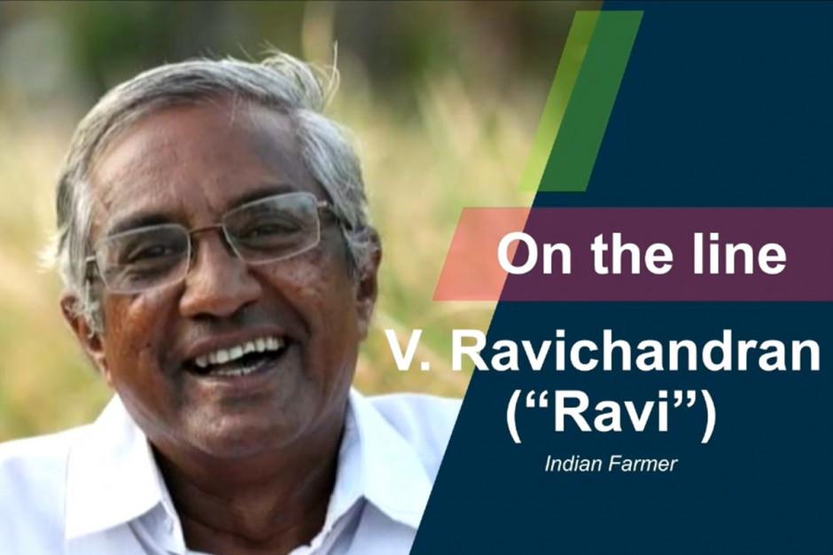 V. Ravichandran (Ravi) Fot. A. Kobus