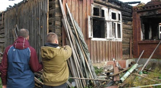 Podpalacze stodół zatrzymani