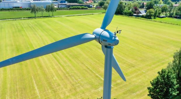 Energia elektryczna z wiatru