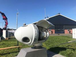 WPolsce coraz popularniejsze itańsze stają się małe elektrownie wiatrowe omocy poniżej 20 kW. Wyróżnia  je stosunkowo wysoka wydajność osiągana przy małych prędkościach wiatru
