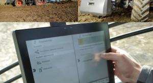 CEMOS w ciągniku Claas Axion 870 z pługiem – jak to działa?