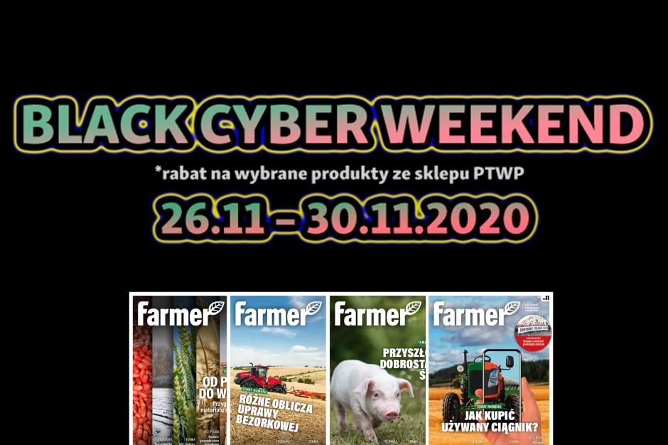 """Black Friday - Prenumerata miesięcznika """"Farmer"""" w niższej cenie"""