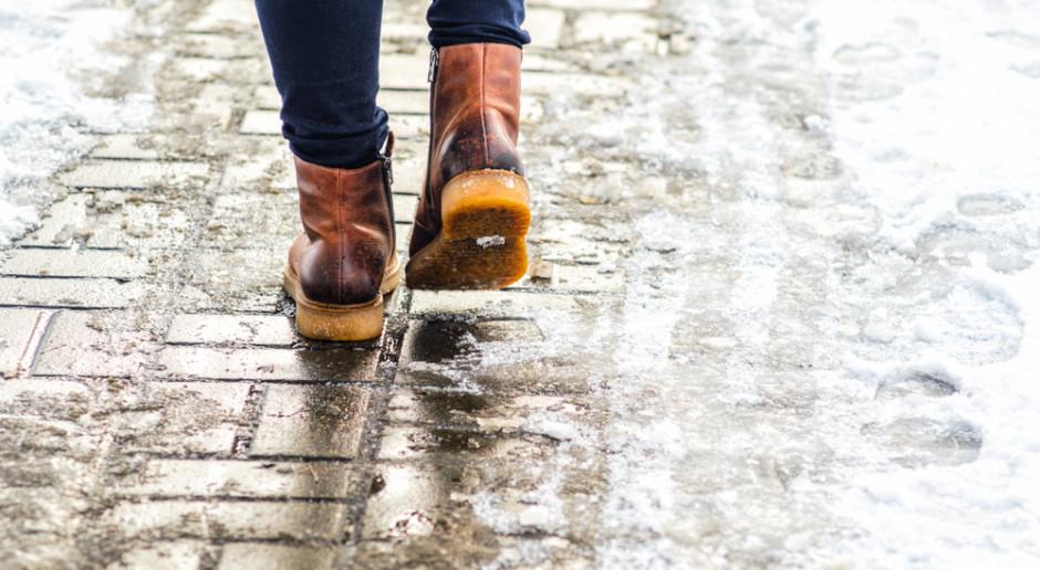 Wieczorem możliwe oblodzenia po opadach śniegu i marznącego deszczu