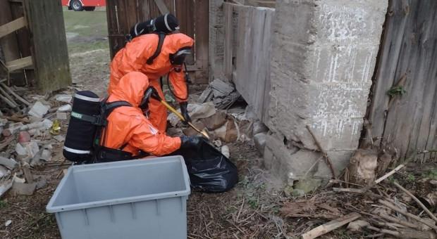 Podejrzane znalezisko w stodole