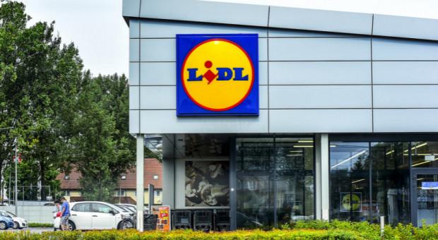 Rolnicy blokowali wejścia do magazynów Lidla