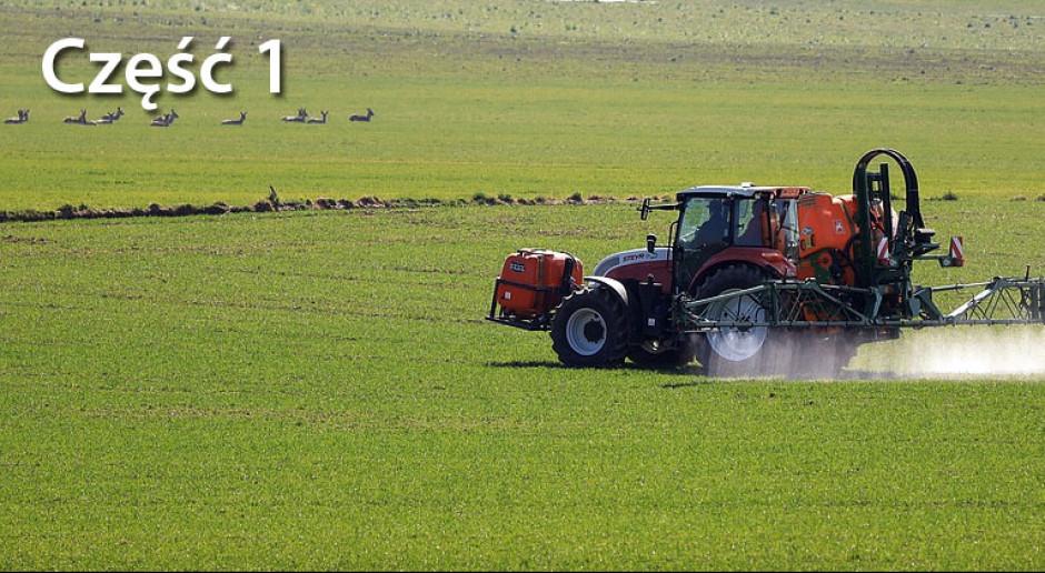 Czy postęp techniczny dostarczy wydajniejszych sposobów wykorzystania azotu w rolnictwie? Cz.1
