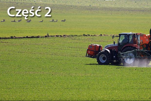 Czy postęp techniczny dostarczy wydajniejszych sposobów wykorzystania azotu w rolnictwie? Cz.2