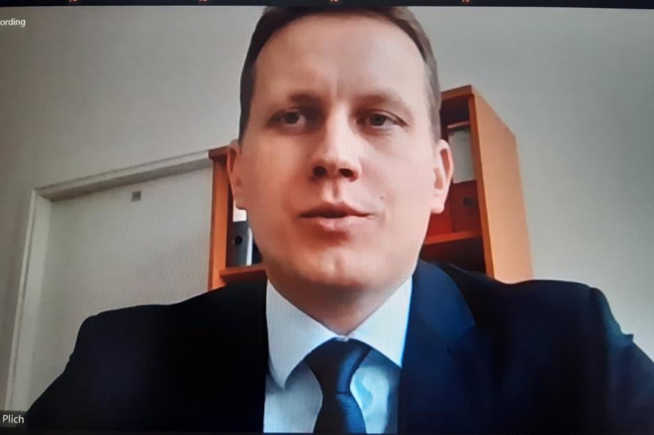 dr Jarosław Plich, laureat tegorocznej nagrody AgroBioTop Fot. A. Kobus