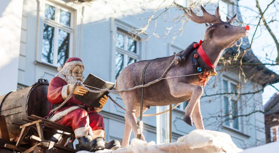 Dlaczego Rudolf ma czerwony nos?