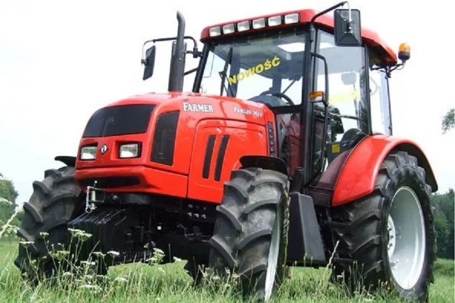 Farmer F-8244, fot. mat. prasowe