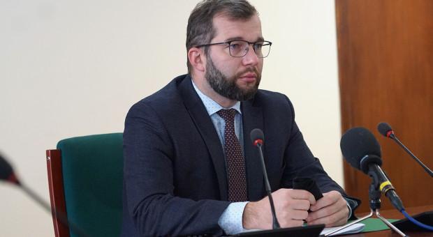 Minister Grzegorz Puda wygłosił exposé