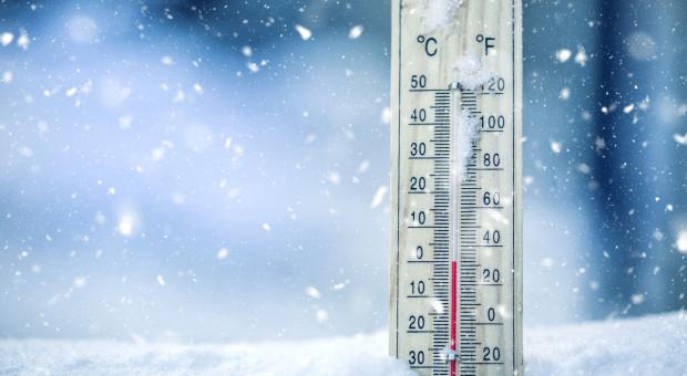IMGW ostrzega: silny mróz, intensywne opady śniegu oraz oblodzenia