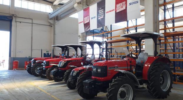 Yanmar przejmuje turecką fabrykę traktorów Solis