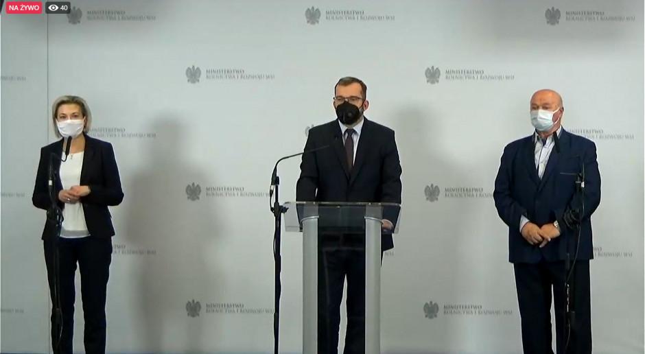 Minister Puda wznowił rozmowy w ramach Porozumienia Rolniczego