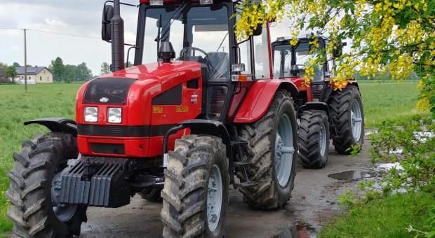 Co z dostawami ciągników Belarus do dealerów?