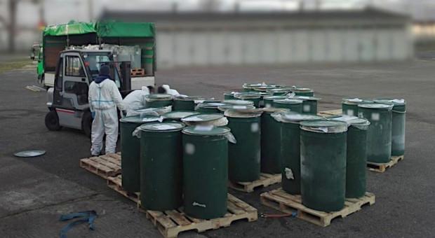 Ministerstwo Klimatu chce w kilka lat pozbyć się zalegających w Polsce odpadów niebezpiecznych