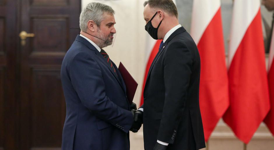 Prezydent powołał Radę ds. Rolnictwa i Obszarów Wiejskich. Na jej czele Ardanowski