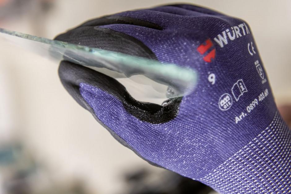 Rękawica antyprzecięciowa Würth W-130 poziom B, fot. Würth