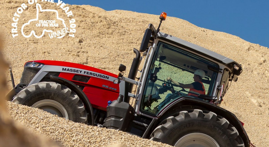 """""""Ciągnik roku 2021"""" (Tractor of the Year 2021) - kto zwyciężył?"""