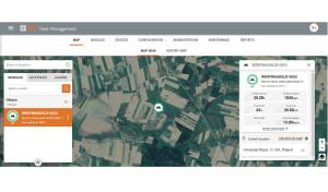 Zrzut ekranu systemu SDF