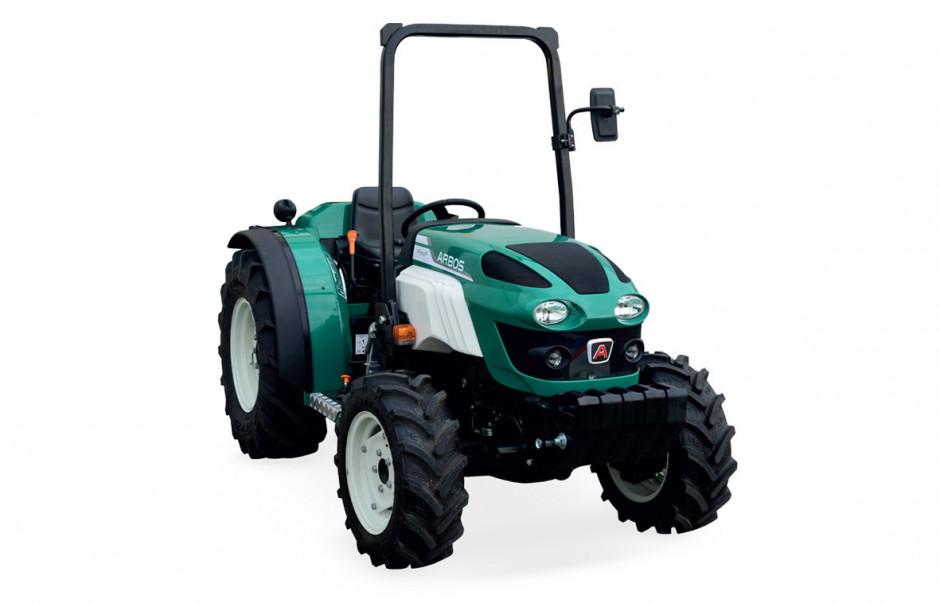 Traktor specjalistyczny jako Arbos 4060F. fot. mat.prasowe
