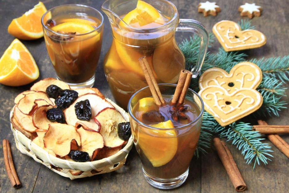 Aromatyczny kompot z suszu, fot. Shutterstock