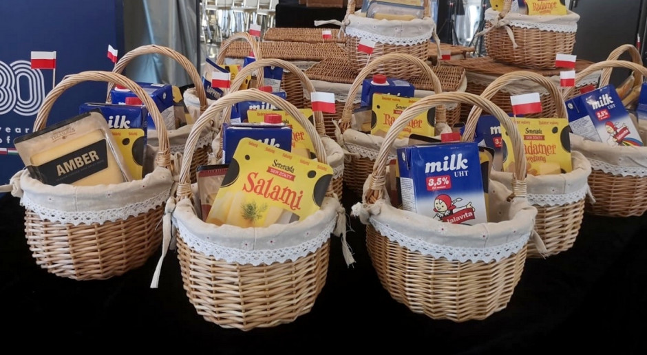 PIM: Polskie mleko jednym z najbardziej pożądanych produktów na rynku chińskim