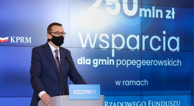 Premier: Ruszamy z programem wsparcia terenów popegeerowskich