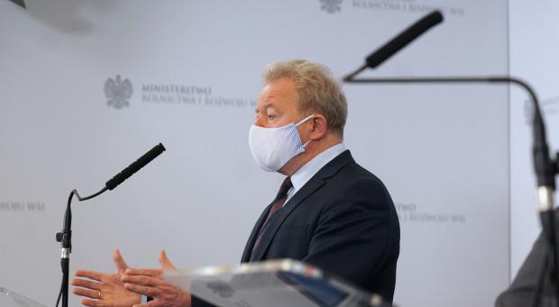 Wojciechowski: Bardzo ambitny plan, by rozwinąć rolnictwo ekologiczne w UE