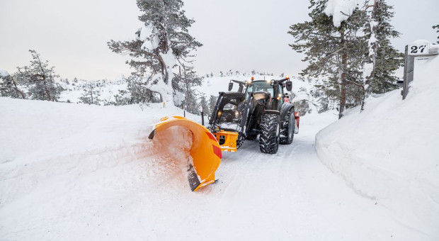 Valtra G135 na podium konkursu Tractor of the Year 2021