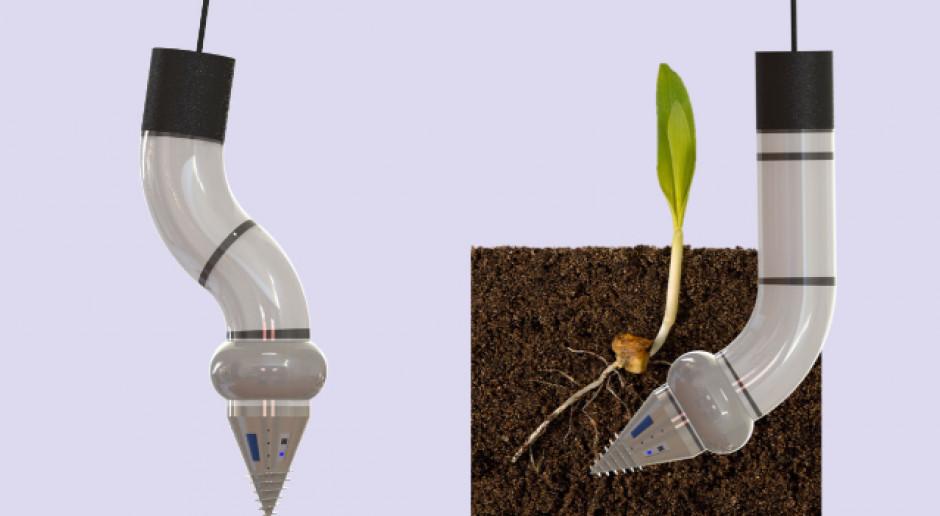 Roboty mają rejestrować takie właściwości, jak gęstość i zwięzłość gleby. Źródło: Cornell Uniwersity